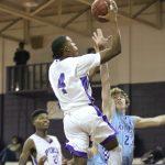Boys Varsity Basketball beats Houston Academy 56 – 35