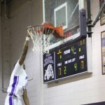 Amaghie's dunk against Providence Christian