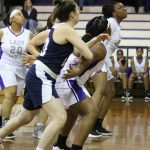 Girls Varsity Basketball falls to Providence Christian School 55 – 53