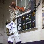 Boys Varsity Basketball beats Providence Christian School 46 – 35