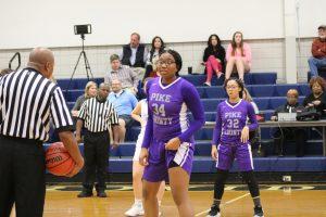 Lady Dawgs vs Houston Academy (Area Tournament)
