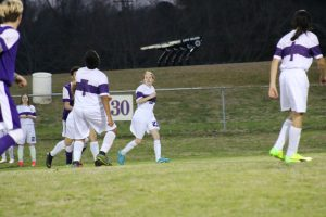 PCHS Soccer vs Goshen (part 1)