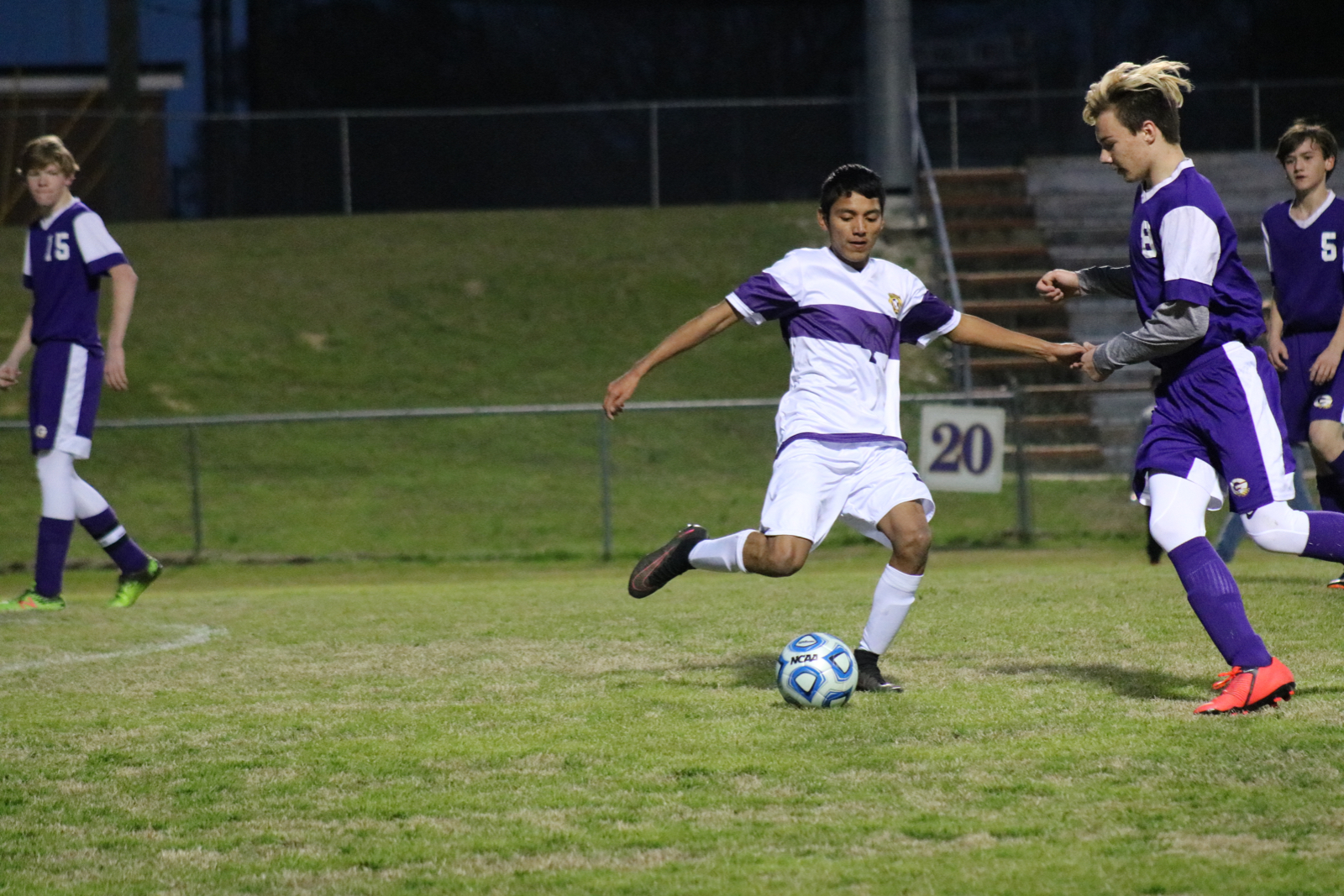 PCHS soccer team wins inaugural game over Goshen 4-3