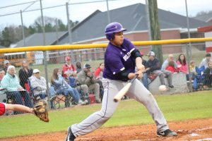 JV Baseball vs Zion Chapel (part 1)