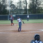 Softball vs Zion Chapel