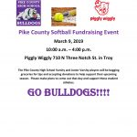 Softball Fundraising Event