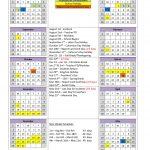 2019-20 Pike County School System Calendar