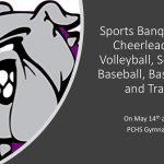 Sports Banquet Info.