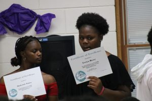 Girls Basketball and Softball Banquet Pictures