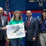 PCHS student Brooks named 'pilot of the week' at National Flight Academy