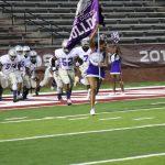 PCHS Cheerleaders at Jamboree
