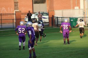 JV Football vs Elba (Part 3)