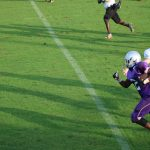 Boys Junior Varsity Football falls to Elba 34 – 14