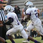 Boys Junior Varsity Football beats Elba 20 – 8