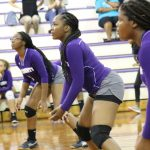 Girls Varsity Volleyball falls to Carroll 3 – 1