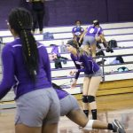 Varsity Volleyball vs Elba