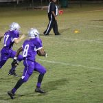 Boys Junior Varsity Football beats Barbour County Middle School 40 – 20