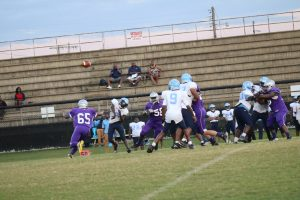 PCHS JV vs Barbour County (part 3)