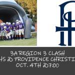 PCHS vs Providence Christian