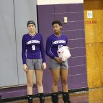 Volleyball Senior Recognition