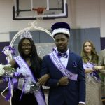 2019 PCHS Homecoming Queen and King