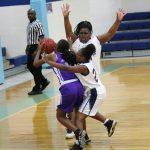 Girls Junior Varsity Basketball beats Barbour County 20 – 16