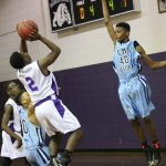 Boys Junior Varsity Basketball beats Barbour County 43 – 37