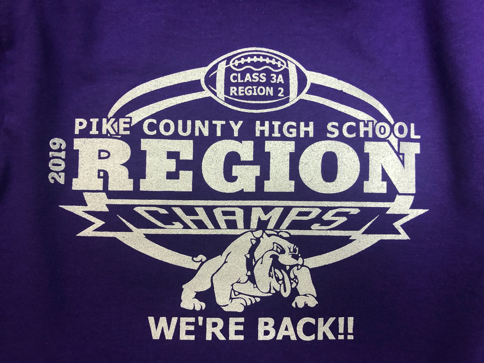 Get Your Region Champs Shirt