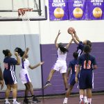 Girls Junior Varsity Basketball falls to Charles Henderson Middle School 22 – 15