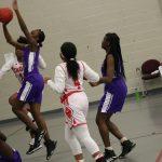 Girls Junior Varsity Basketball falls to DA Smith 32 – 10