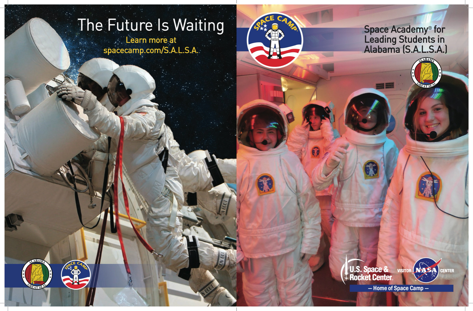 Space Camp Scholarship Information