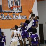 Boys B-team Basketball falls to Charles Henderson 42 – 36