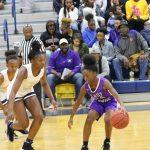 Girls Varsity Basketball falls to Charles Henderson 49 – 17