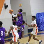 Boys Varsity Basketball falls to Charles Henderson 49 – 42