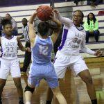 Girls Varsity Basketball falls to Houston Academy 32 – 29