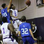Boys B-team Basketball beats Houston Academy 44 – 22