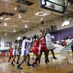 Girls Varsity Basketball falls to Eufaula 68 – 34