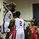 Boys Varsity Basketball falls to Eufaula  in OT 77 – 74