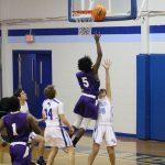 Boys B-team Basketball beats Houston Academy 46 – 22