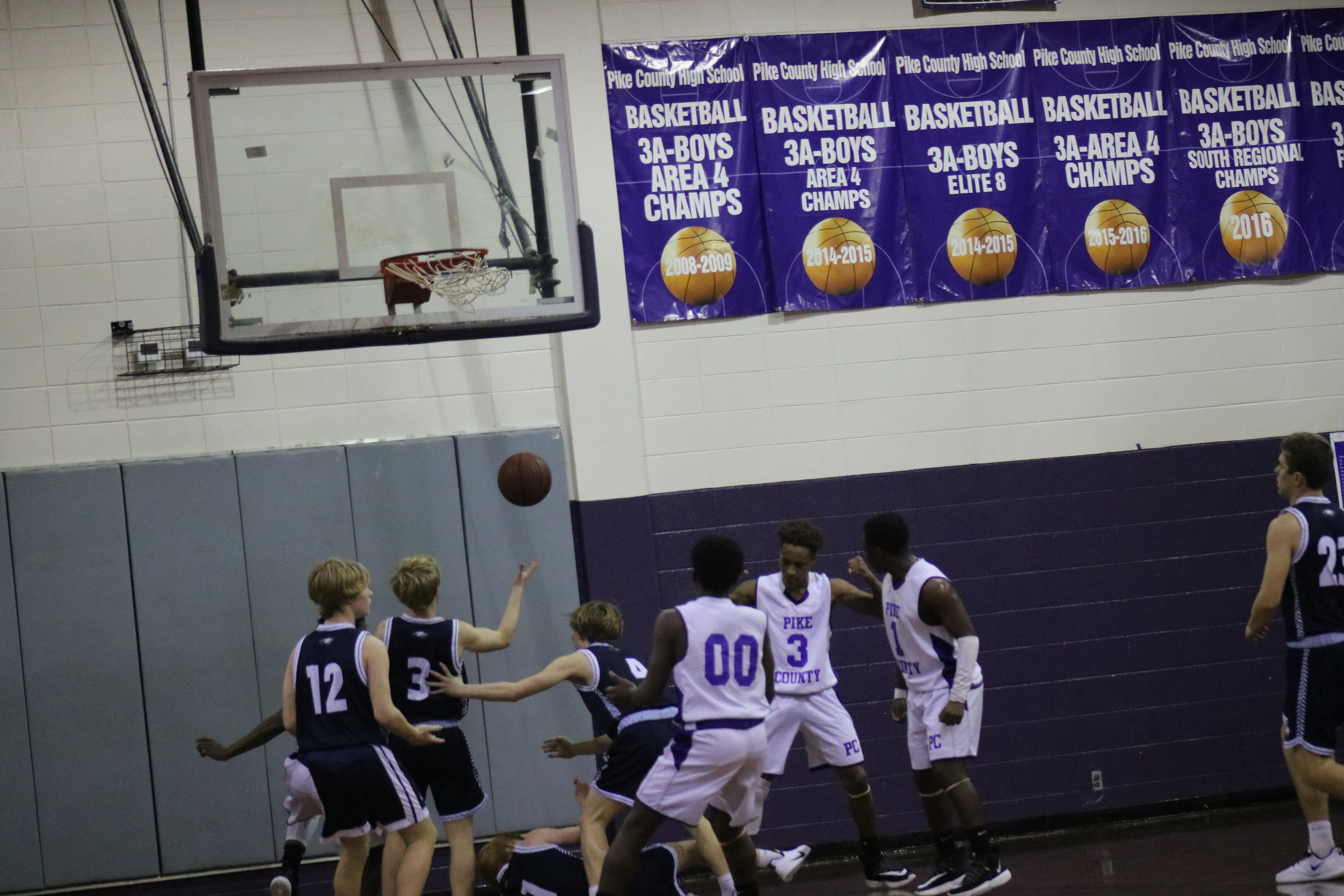 Boys B-team Basketball beats Providence Christian School 50 – 18