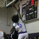 Boys B-team Basketball beats Charles Henderson 35 – 32
