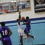 Boys Varsity Basketball falls to Barbour County 72 – 68