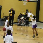 Lady Dawgs vs Bullock County (away)Part 1