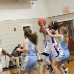 Girls Varsity Basketball falls to Houston Academy (Dothan, AL)  31 – 23