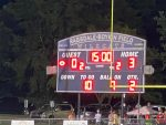Halftime for PCHS vs. Trinity Presbyterian