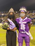 2020 Homecoming Queen and King