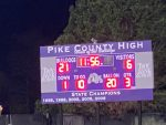 PCHS vs Reeltown score update