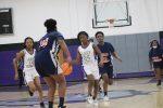 Girls Junior Varsity Basketball falls to Charles Henderson Middle School 24 – 16