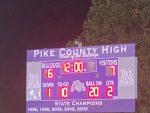 PCHS score update