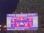 Halftime score update